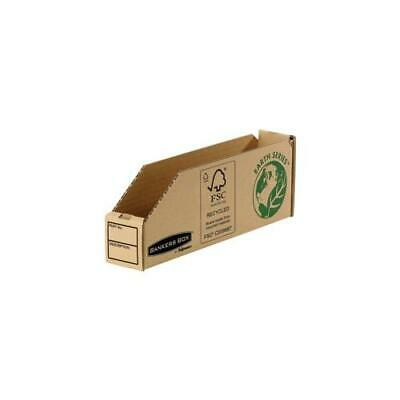 07351 Bankers Box by Fellowes Parts Bin Packed Flat 51x280x102mm [Pack 50]