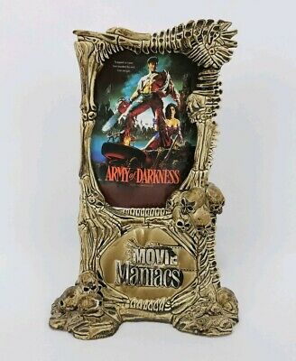 Army of Darkness Evil Dead Ash McFarlane Movie Maniacs Loose Poster Stand