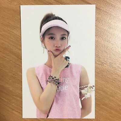 OH MY GIRL Summer Package BUNGEE Fall In Love Official Summer Photocard Binnie