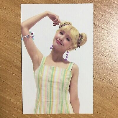 OH MY GIRL Summer Package BUNGEE Fall In Love Official Styling Photocard MIMI