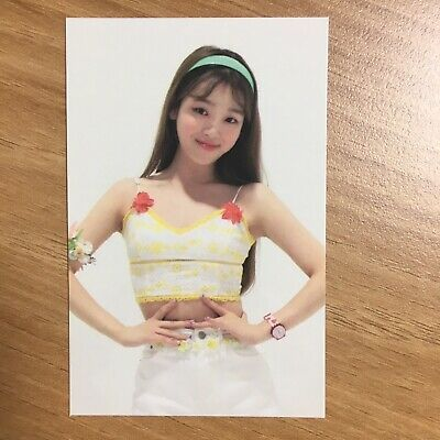 OH MY GIRL SummerPackage BUNGEE Fall In Love Official Styling Photocard SEUNGHEE