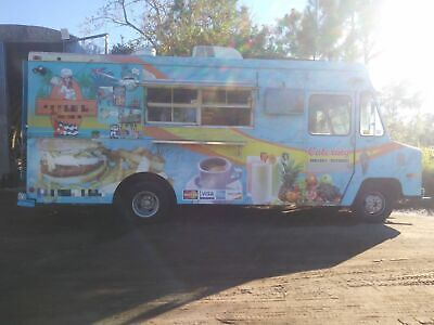 AMAZING LOADED 40' Food Truck Mobile Kitchen Catering Bus