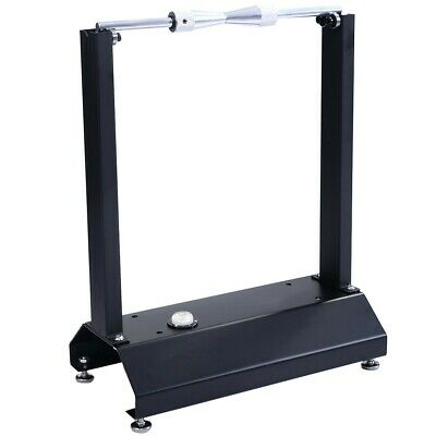 Black Universal Motorcycle Static Wheel Balancer Tire Stand Street Truing Stand