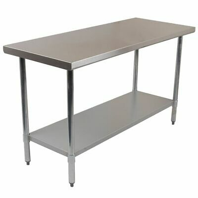 "S/S 30"" x 60"" Work Table"