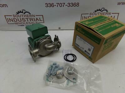 NEW! Taco 0013-SF3 1/6HP 115V 3250RPM 125PSI SS Hot Water Circulator Pump