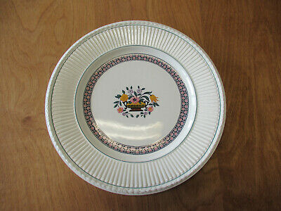 "Wedgwood England TRENTHAM Dinner Plate 10 3/8"" Edme style     7 available"