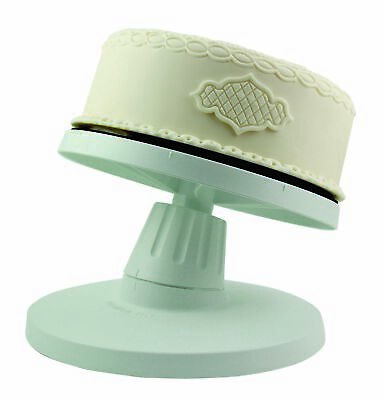 PME Turntable Cake Stand Decorating Fondant Icing Design Display (140 x 230mm)