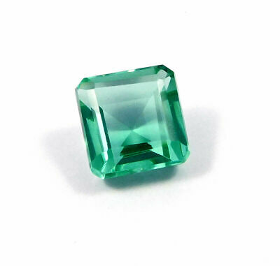 top Treated Faceted  Apatite Gemstone 22CT 14x14x9mm  RM18085