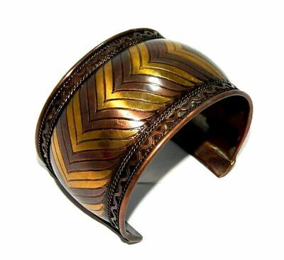 Great Designer Tibetan Copper Cuff Fashion Jewelry C132