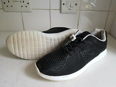 Clarks Air Active Size Uk 5.5 F  39 Girls Kids Flat Casual School Trainers Shoes