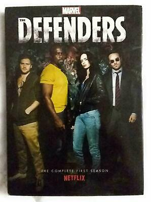 Marvel The Defenders Season 1 Complete First Collection DVD Box Set TV Series