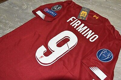 huge discount 200e7 a5a9a LIVERPOOL FIRMINO CHAMPIONS LEAGUE jersey SIZE S, M, L or XL