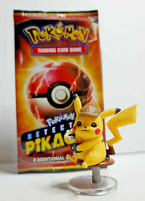 Detective Pikachu Cafe Figure Collection Figurine Coffee Pikachu x10 Job Lot