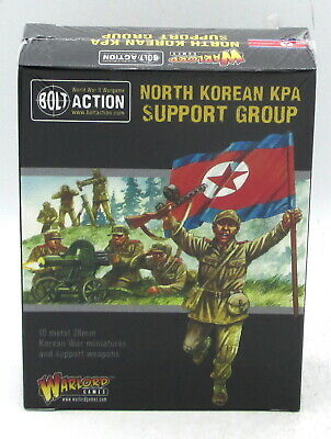 Bolt Action BNIB North Korean KPA Support Squad WGB-402218105