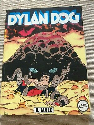 Dylan Dog 51 - Il Male -  Bonelli - Originale