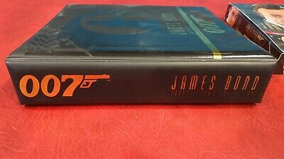 James Bond Inkworks Connoisseur Collection Complete Volumes 1,2 & 3, Binder