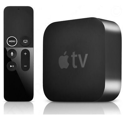 Apple TV 4K 32GB HDR 5th Generation Digital Media Streamer MQD22LL/A SHIPS FREE