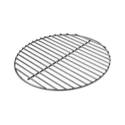 Weber 22 In Grilling Grate Grill Heavy Duty plated steel Broil Round Replacement