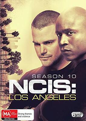 NCIS LOS ANGELES 10 (2018-2019) NCIS LA TV Season Series - NEW Au Rg4 DVD not US