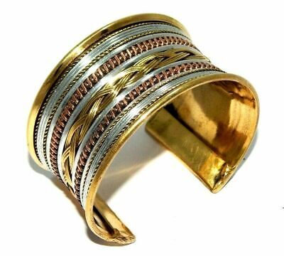 Great Designer Tibetan Silver Golden Silver Copper Fashion Jewelry C165