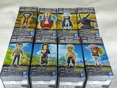 ONE PIECE STAMPEDE limited World Collectable Figure -SPECIAL-vol.1&2 fullset wcf