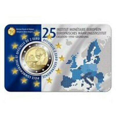 België  2019  2 euro commemo in Coincard  EMI   Version Français !