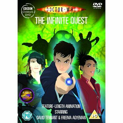 DVD Neuf - Doctor Who - The Infinite Quest
