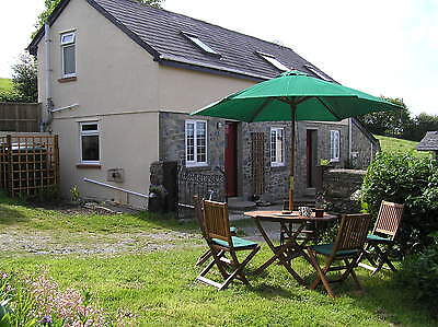 Holiday Cottage South West Wales Week Sat 21st - Sat 28th Sept Sleeps 2-7