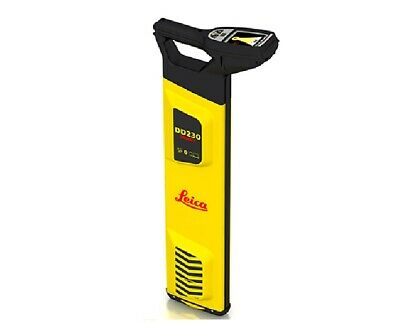 Leica DD230 Smart Utility Cable Locator 850270 from Authorized Distributor