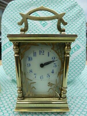 Carriage Clock For Repair