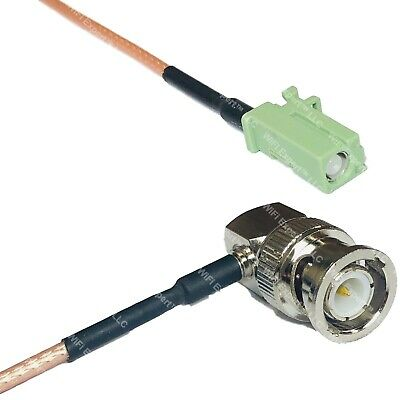 RG316 N MALE to Avic Green Pioneer Jack Coaxial RF Cable USA-US