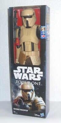 SHORETROOPER STAR WARS ROGUE ONE (12-INCH 30 cm ACTION FIGURE SERIES) RARE