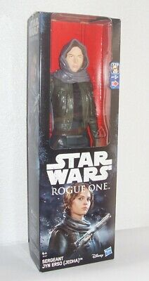 JYN ERSO STAR WARS ROGUE ONE (12-INCH 30 cm ACTION FIGURE SERIES) RARE