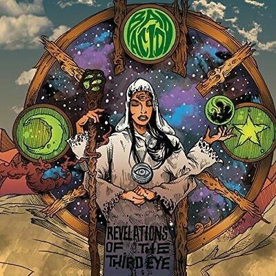 Bad Acid - Revelations Of The Third Eye New Cd