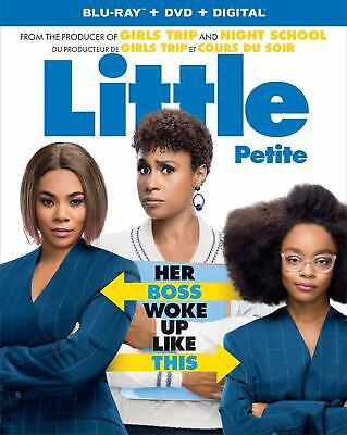 Little (Blu-ray/DVD, 2019, Canadian)