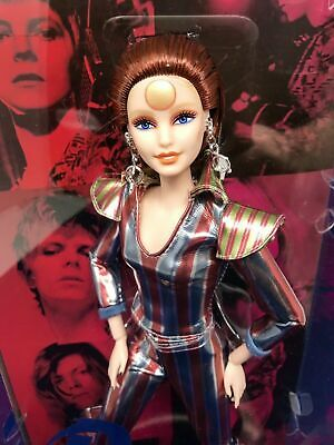 Barbie David BOWIE Ziggy Stardust  2019 LTD  Edition GIA' ARRIVATA !!!IN STOCK