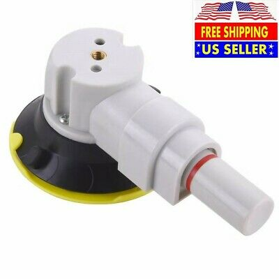 """IMT 3"""" Mounting Vacuum Suction Cup with 1/4""""-20 Female Thread, Small Hand Pump G"""