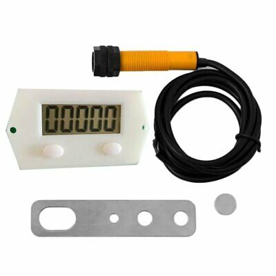 Digital Punch Electronic Counter Magnetic Inductive Proximity Switch Magnet-%