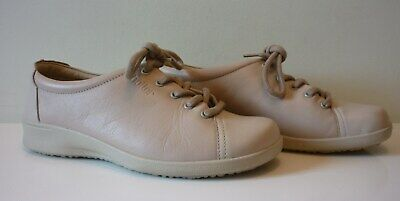 Hotter Dew Ladies Shoes Size 3 Exf (Wide Fit)