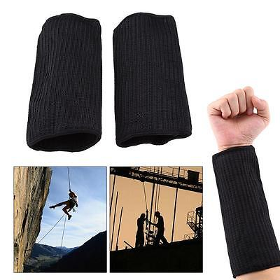 Steel Wire Arm Guard Bracer Cut Proof Anti Abrasion Stab Resistant SI