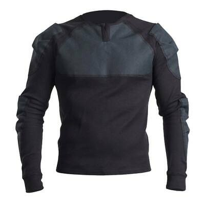 Bowtex made with DuPont™ Kevlar® Unisex Shirt - Black