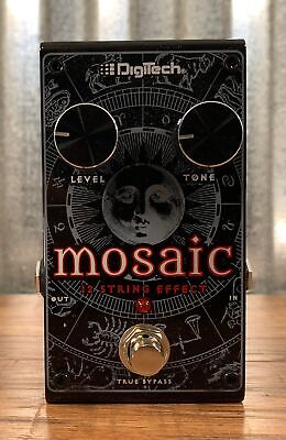 Digitech Mosaic 12-String Polyphonic Guitar Effect Pedal Demo