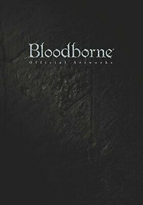 Bloodborne Officiel œuvres Ps4 Illustration Horror Action