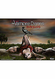 THE VAMPIRE DIARIES - The Complete First Season (5 DISC DVD BOX SET)