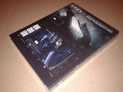 Prometheus Blu-Ray Steelbook Quarter Slip E5B Filmarena #103 - numbered !!!