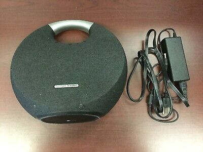 Harman Kardon Onyx Studio 5 Portable Bluetooth Speaker (Black) W/ Charger