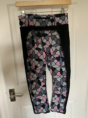 Sweaty Betty Zero Gravity Crop Leggings Size S