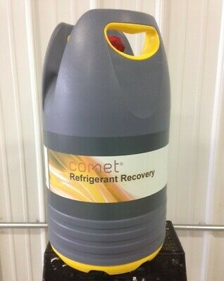 Comet Amtrol , Refrigerant Recovery Cylinder Tank Model RC50New Open Box