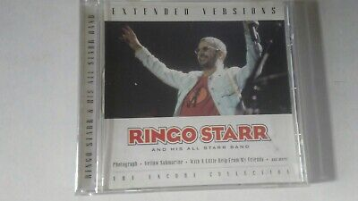 Ringo Starr And His All Star Band CD extended versions