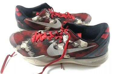 Details about Nike Air Zoom Kobe VIII 8 System Chilling Red 555035 600 B